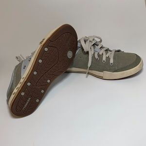Merrell Rant Putty Gray Walking Shoes Size 5.5